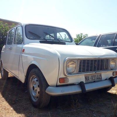 Renault - 4 - 1988