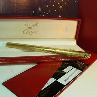 Cartier Le Must 2 - Ballpoint - Collection