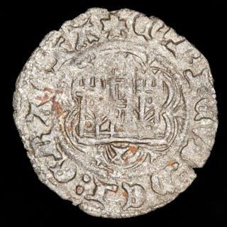 Spanien - Blanca - Enrique III de Castilla (1390-1406)