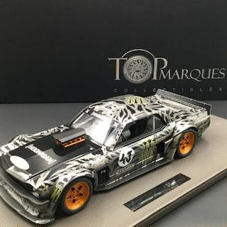 Top Marques - 1:12 -  Ford Hoonigan (First version) resin...