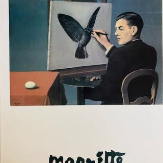René Magritte - Lot with 3 books- 1988/2009