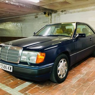 Mercedes-Benz - 300 CE 24V (C126) - 1989