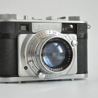 Futura Kamerawerk GmbH S met Frilon 1:1,5/50 no 41485