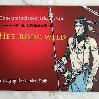De eerste Indianenverhalen2 - Het Rode Wild...