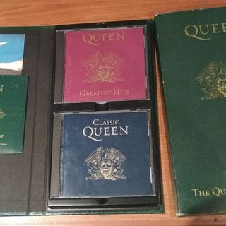 Queen - The Queen Collection Box Set - CD - 1992