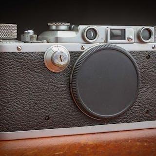 Leica III a  n° 301298 fabriqué en 1938