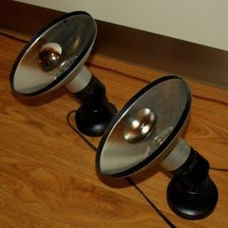Philips - Lampada da parete / soffitto (2) - Space Age lamp