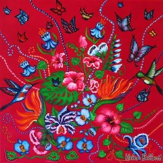 Helen Bellart - Exotic garden