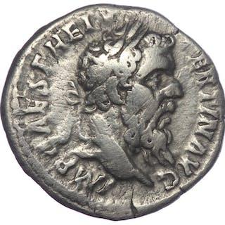 Roman Empire - Denarius - Pertinax (AD 138-161)...