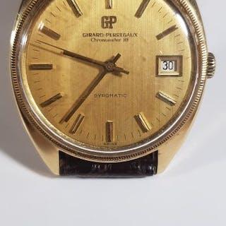 Girard-Perregaux - Chronometer HF - Gyromatic - 424314 - Men - 1970-1979