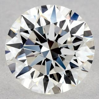 1 pcs Diamond - 0.50 ct - Brilliant