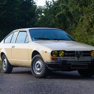 Alfa Romeo - Alfetta GTV - 1981