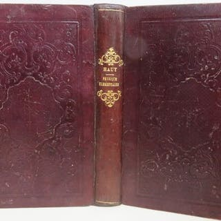 L'Abbé Hauy - Traité élémentaire de physique médicale - 1855