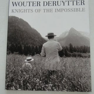 Signed; Wouter DeRuytter - Knights of the Impossible / Life is theatre - 1998