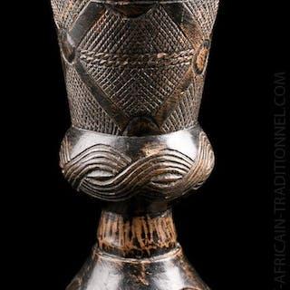 Palm wine cup - Kuba - Congo DRC
