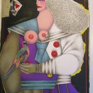 J. Miro / R