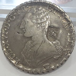 Switzerland - Bern - 40 Batz 1785 - Silver