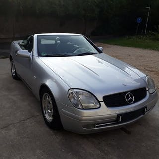 Mercedes-Benz - SLK 230 Kompressor - 1999