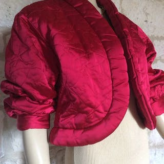 Guy Laroche Boutique - Quilted Jacket - Size: EU 40 (IT...