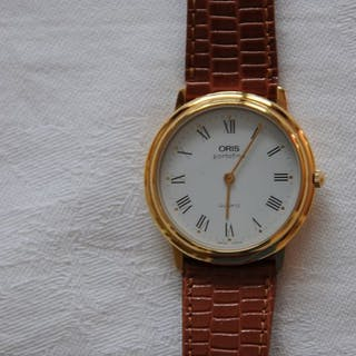 Oris - portofino - 7419 - Herren - 1980-1989