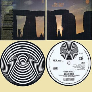 Graham Bond - Holy Magick (UK SWIRL) - LP Album - 1970