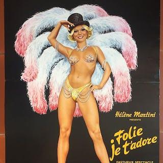 Aslan - Folies Bergère, Folies je t'adore - 1970er Jahre