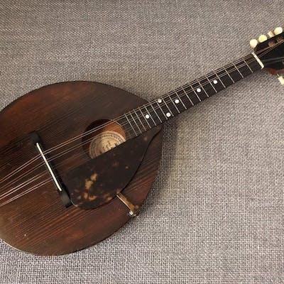"""Gibson - DY """"Army Navy"""" mandoline - Mandolin - 1918"""