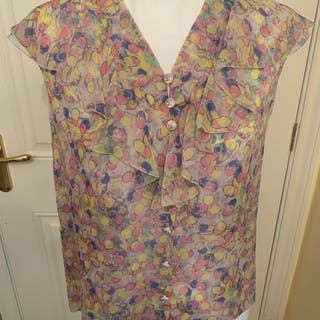 Chanel - Blouse - Size: S