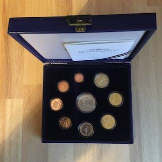 Frankreich - Euro Coffret 2008, avec la 15€ argent