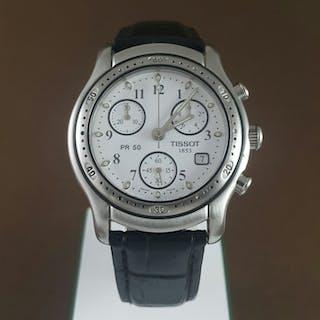 "Tissot - ""NO RESERVE PRICE"" PR 50 Chronograph - Ref. J178/278 - Men - 2000-2010"