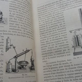Alexis Clerc- Physique et chimie populaires: Chimie (Métalloïdes