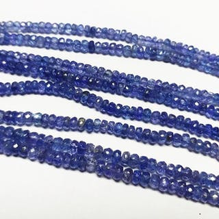 Blue Tanzanite - 233.00 ct