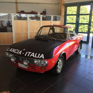 Lancia - Fulvia 1.3S Sport Serie 2 - 1973