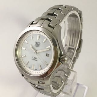 TAG Heuer - Link Nacre Dial Edition - WJF1310 - Women - 2000-2010