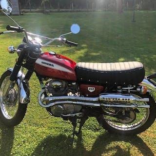Honda - CL 350 K2 Scrambler - 1970