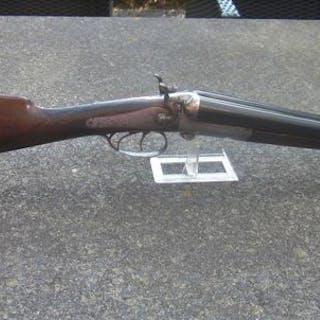 England - W Richards - Coachegun - Side by Side - Centerfire - Shotgun - 12 ga