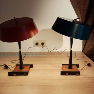 Lampada da scrivania (2)