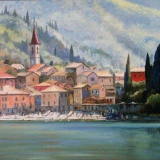 Mirko Morelli - Lago di Como von Varenna