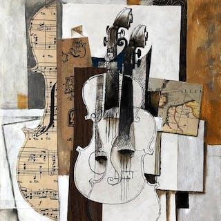 Aram KOUPETZIAN - Deux Violons