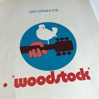 Woodstock & Related - Diverse Künstler - Original Warner...