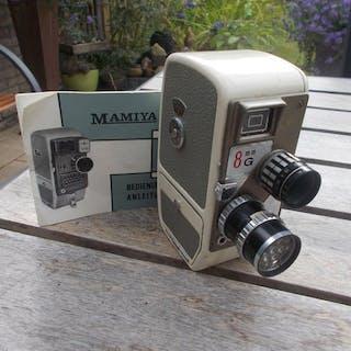 Mamiya Mamiya filmcamera's + projector