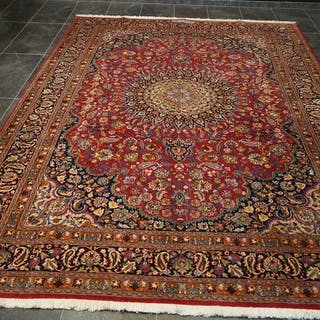 Meshed Siegniert - Carpet - 300 cm - 206 cm