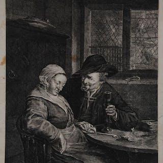 Cornelis Visscher (1629-1658)