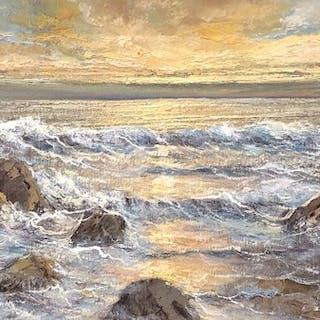 Odierna Guido (1913-1991) - Marina di Capri