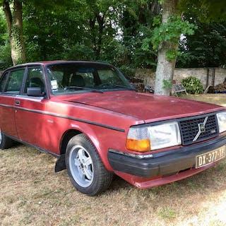 Volvo - 244 Turbo - 1981