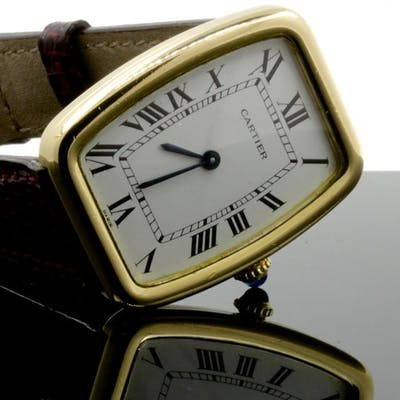 Cartier - Tonneau - Unisexe - 1970-1979