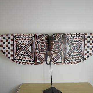 Masque - Bois - papillon  - Mossi - Burkina Faso