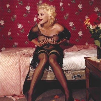 Bettina Rheims (1952-) - Madonna, New York, 1994