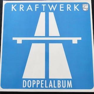 Kraftwerk - Doppelalbum - Label misprint - - 2x LP Album...