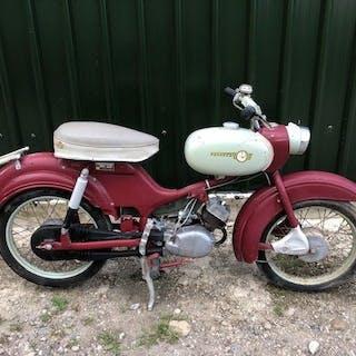 Simson - Spatz- 50 cc - 1971